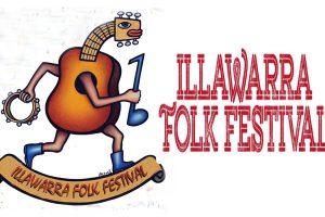 Illawarra Folk Festival poster - Photo by: www.illawarrafolkfestival.com.au
