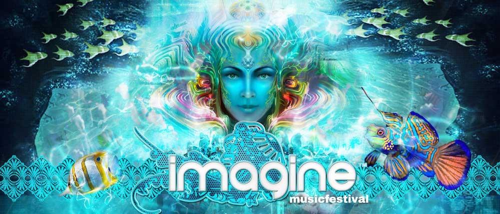 Imagine Music Festival (IMF) poster - Photo by: www.imaginefestival.com