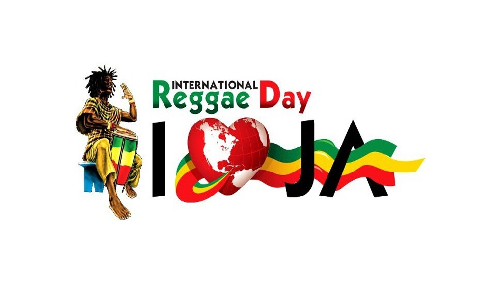 Internationa Reggae Day poster - Photo: ireggaeday.com