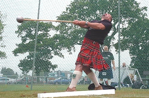 Inverness Highland Games - Photo by: www.invernesshighlandgames.com