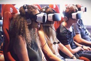Jaffa Express Virtual Reality Experience - Photo by: Yuval Revach
