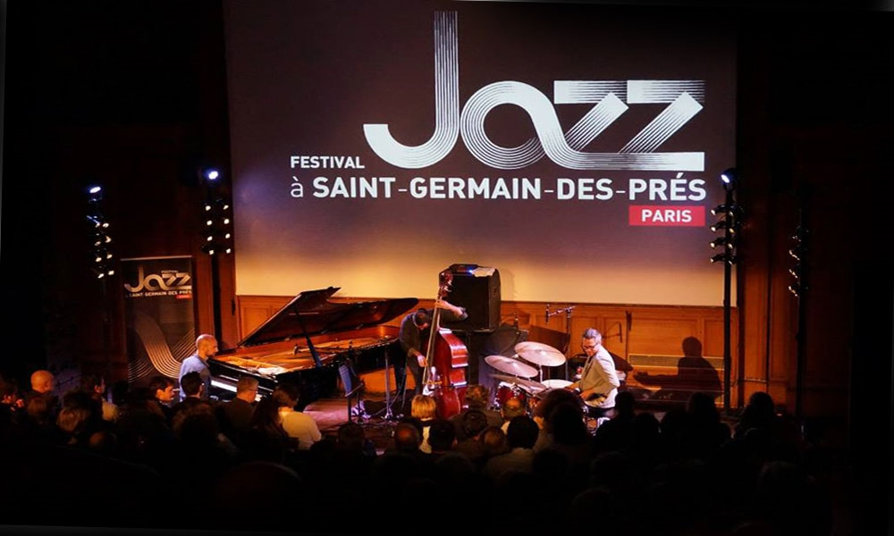jazz saint germain des pr s festival paris 2019. Black Bedroom Furniture Sets. Home Design Ideas