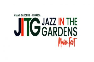 Jazz in the Gardens Logo - Photo by: www.jazzinthegardens.com