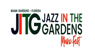 Lovely Jazz In The Gardens Logo, Photo By: Www.jazzinthegardens.com
