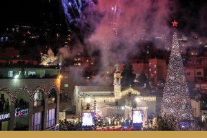 Jerusalem Christmas Market - Photo by: LITGHTSUP Facebook page