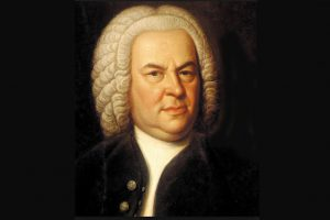Johann Sebastian Bach - portrait