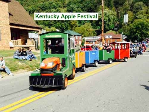 Kentucky Apple Festival - Photo by: kyapplefest.org