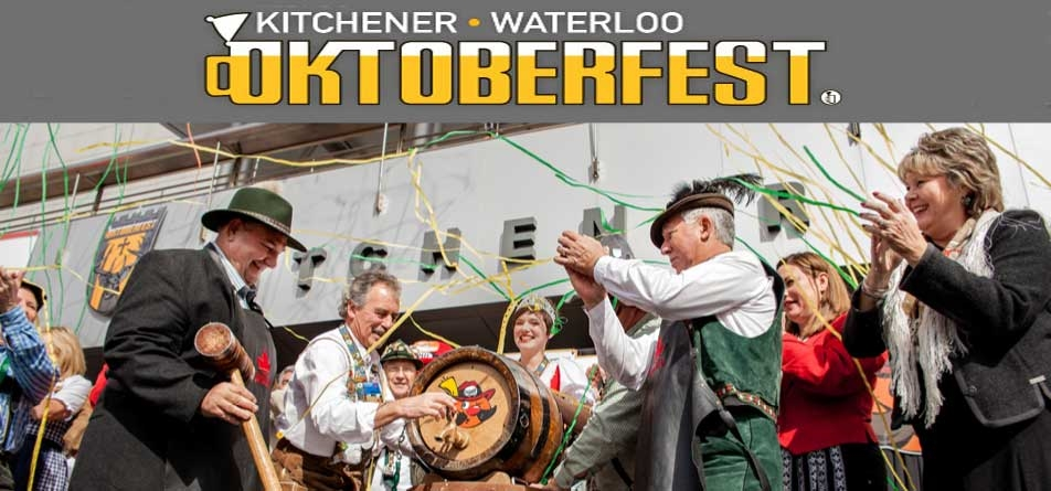 Kitchener-Waterloo, Canada Oktoberfest - Photo by: www.oktoberfest.ca
