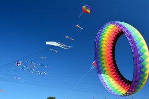 Kite Festival - Photo: Jondolar Schnurr [Via pixabay.com]