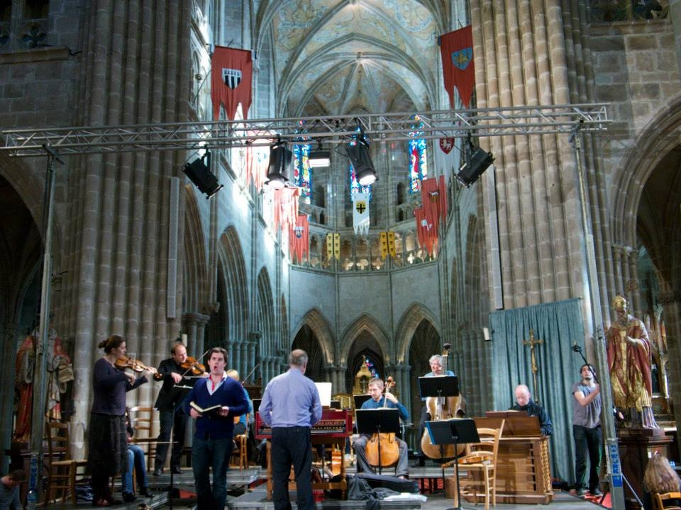 Festival international de musique ancienne de Lanvellec et du Trégor - Photo by: www.festival-lanvellec.fr
