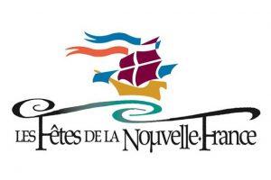 Les Fêtes de la Nouvelle France poster - Photo by: www.nouvellefrance.qc.ca