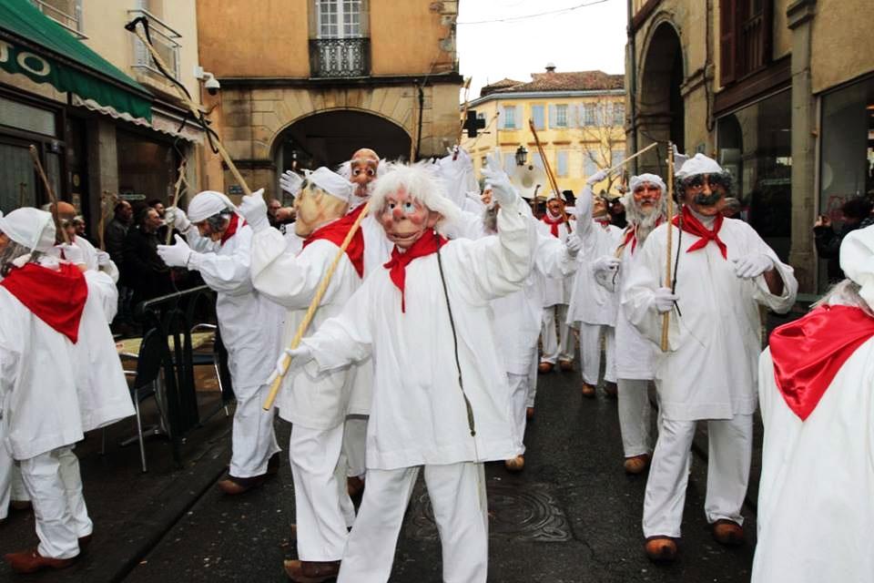 Limuox carnival - Photo by: Maison de Carnaval - Carnaval de Limoux