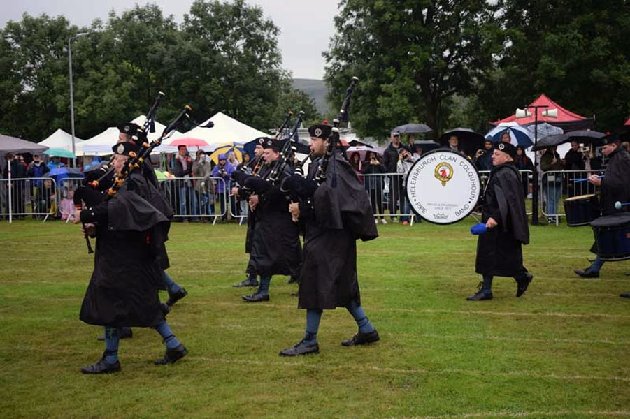 Loch Lomond Highland Games - Photo: www.llhgb.com
