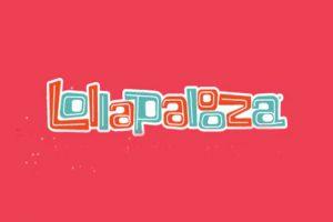 Lollapalooza Festival - Logo - by: www.lollapalooza.com