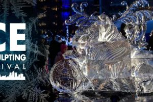London Ice Sculpting Festival Logo - www.londonicesculptingfestival.co.uk