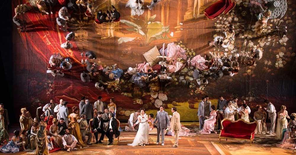 Macerata Opera Festival - Sferisterio - Photo by: www.sferisterio.it