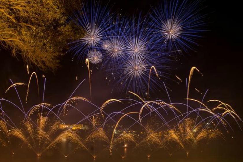 Malta Fireworks Festival - Photo by: www.maltafireworksfestival.com