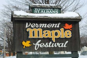 Vermont Maple Festiva - poster - Photo: vermontmaple.org