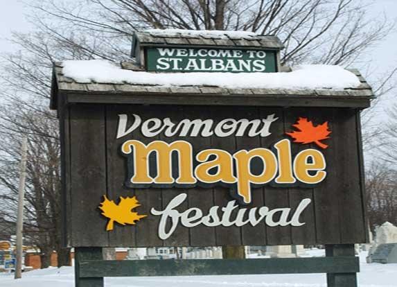 Vermont Maple Festiva - poster - Photo: vermontmaple.org