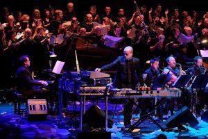 Matthew Herbert's Brexit Big-Band, Romaeuropa Festival, Photo: romaeuropa.net