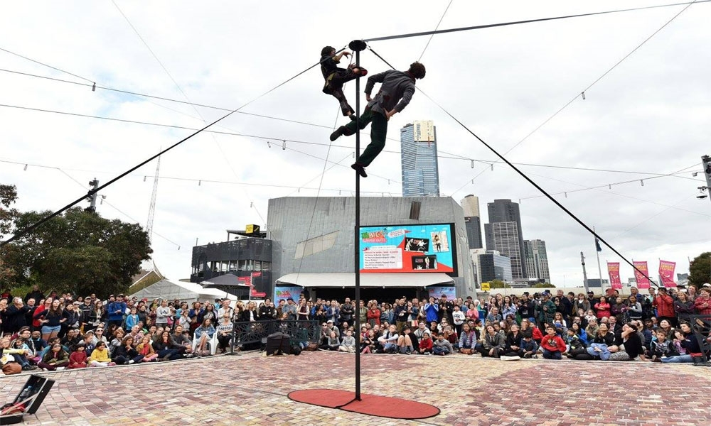 Melbourne International Comedy Festival - Photo: www.comedyfestival.com.au