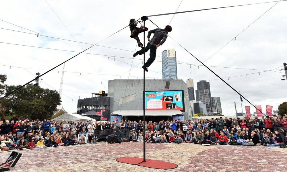 Melbourne International Comedy Festival - Photo: www.comedyfestival.com.au