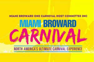 Miami Broward Carnival poster - Photo by: www.miamibrowardcarnival.com