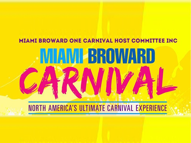 Miami Broward Carnival poster - Photo by: www.miamibrowardcarnival.com
