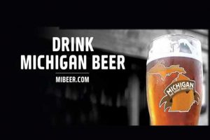 Michigan Brewers Guild [poster] - Photo by: www.mibeer.com