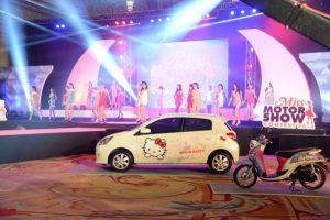 Miss Motor Show Contest - Photo by: www.bangkokmotorshowgroup.com