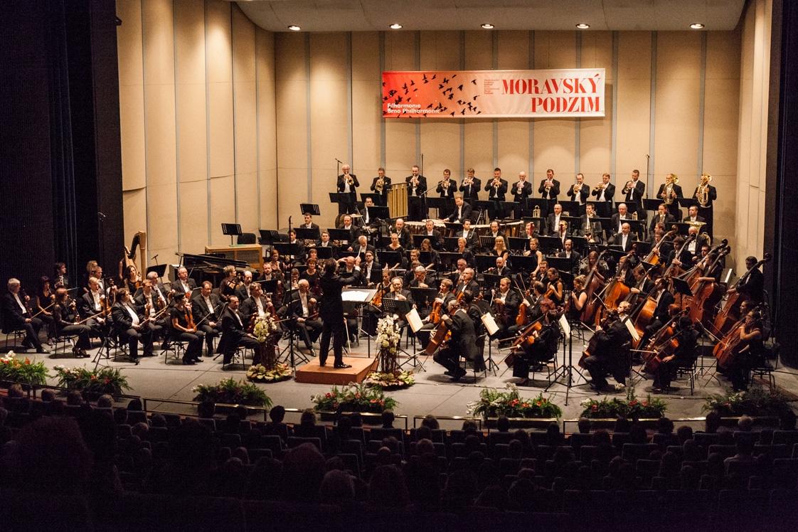 Moravsky Podzim - Janáček Theatre, Opening Concert - Photo by: www.mhf-brno.cz