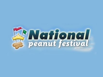 National Peanut Festival - Logo