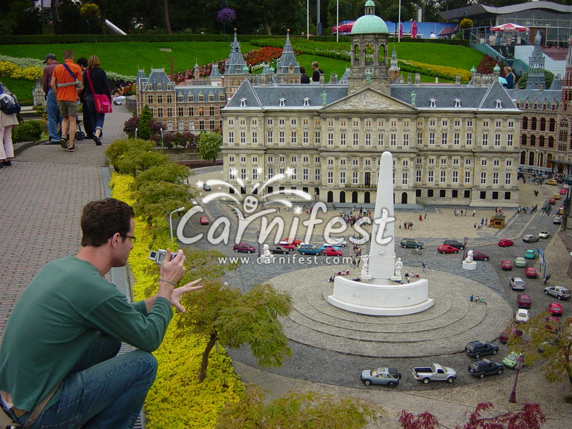 Netherlands Madurodam - CarniFest Online Photo © All Rights Reserved
