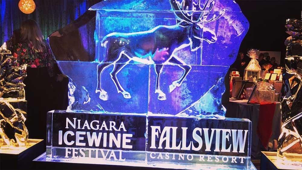 Niagara Icewine Festival - Photo: www.niagarawinefestival.com