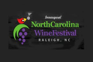 North Carolina Wine Festival in Raleigh, Poster & Logo - Photo by: www.ncwinefestival.com