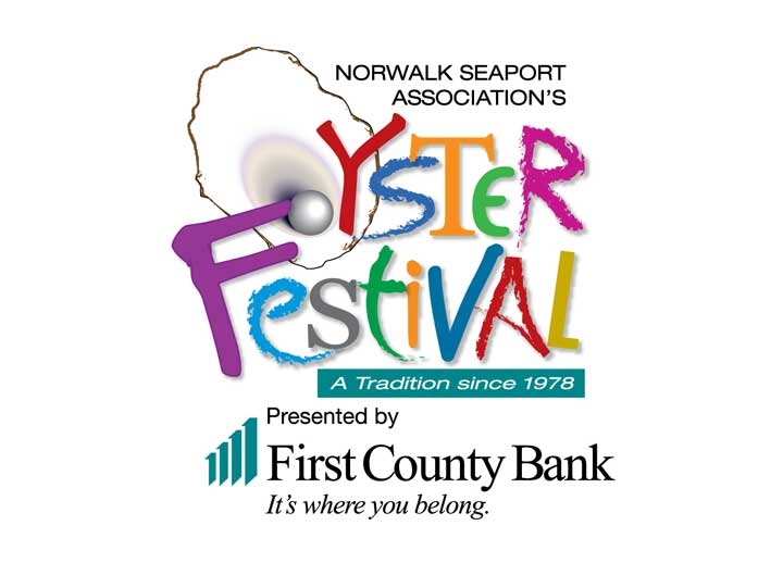 Norwalk Oyster Festival Poster/Logo - Photo by: www.seaport.org
