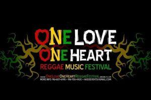One Love One Heart Reggae Festival poster - Photo: http://oneloveoneheartreggae.com