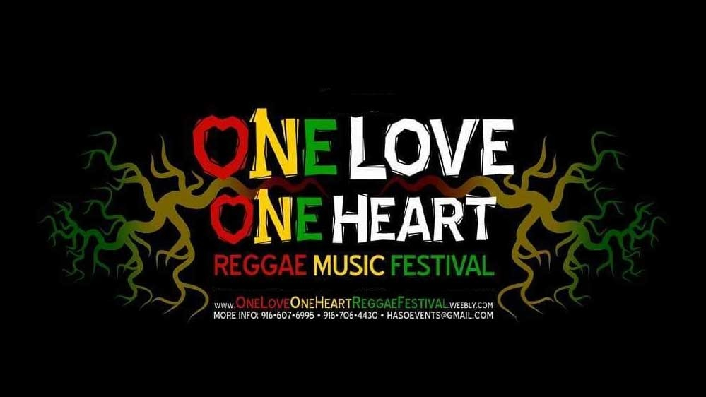 One Love One Heart Reggae Festival poster - Photo: http://oneloveoneheartreggae.com