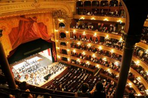Opera and concert hall - Photo by: TravelCoffeeBook /  pixabay.com