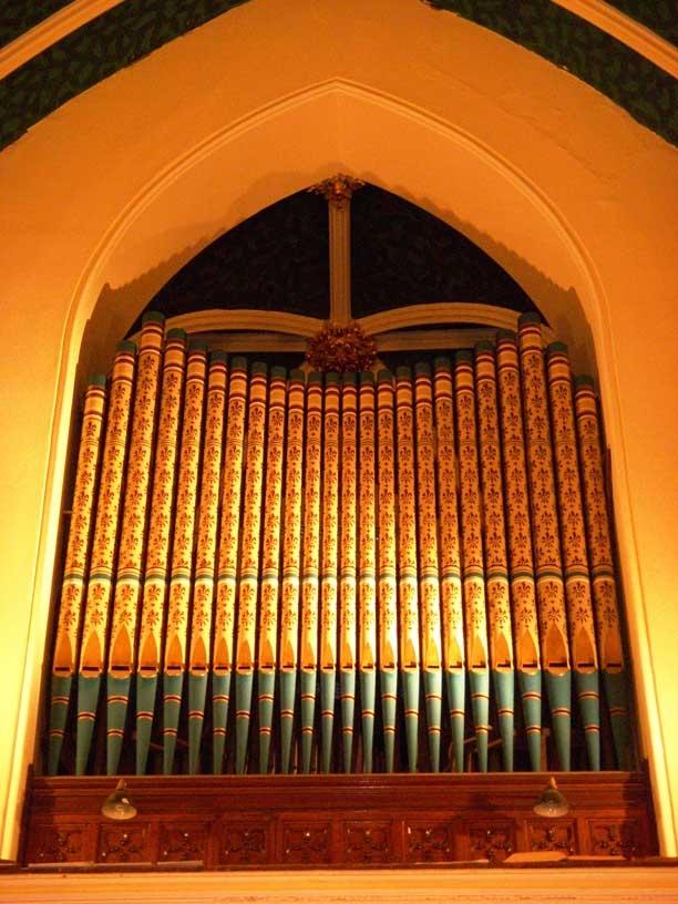 Organ - Photo by: Krosseel [Vis morguefile.com]