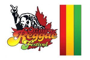 Ottawa International Reggae Festival - Logo - Photo by: Reggae Festival - Promotions Team