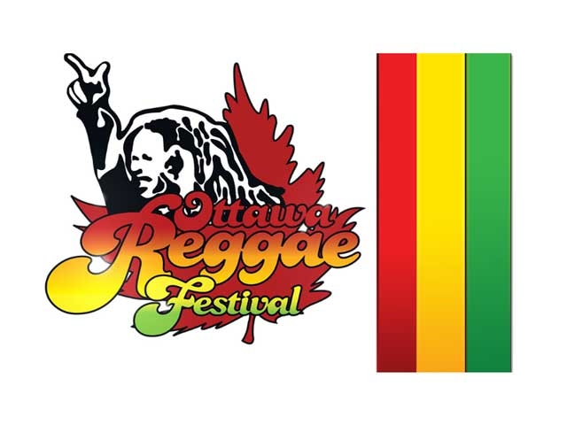 Ottawa International Reggae Festival - Logo - Photo by: Reggae Festival - Promotions Team