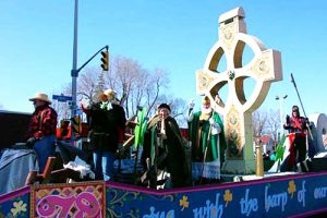 Ottawa St. Pat's Parade and Party - 2004 - Photo by: The Irish Society website