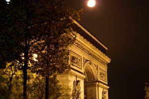 Paris - Arc de Triomphe - Photo By: zerodesign