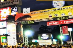 Pattaya marathon - Photo by: www.pattaya-marathon.net