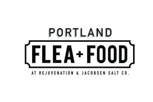 Portland Flea + Food poster - Photo by: www.pdxflea.com