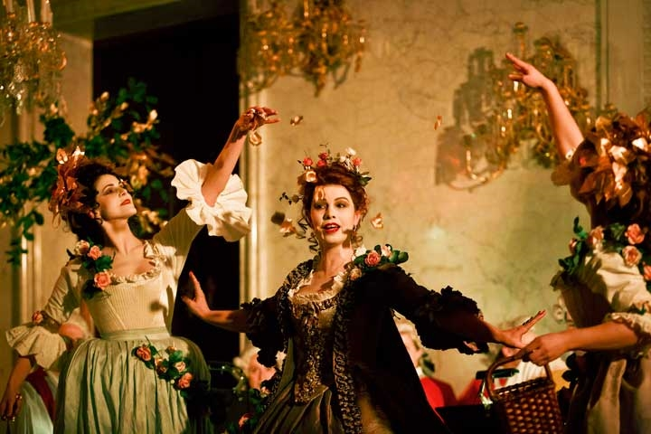 Prague Carnival - Baroque Evenings in Clam-Gallas Palace - www.carnevale.cz