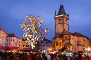 Prague Easter Market - Photo by: Prague City Tourism - www.prague.eu