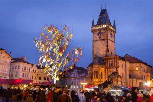 Prague Easter Market - Photo by: Prague City Tourism - www.prague.eu