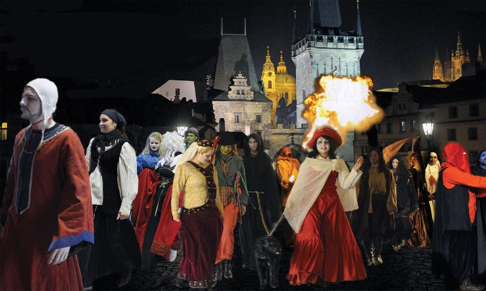 Prague Parade of Ghosts - Photo: www.prague.eu